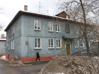 Dzerzhinsky, Zelenaya st, house 5. Apartment house