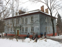Dzerzhinsky, Zelenaya st, house 14. Apartment house