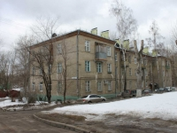 Dzerzhinsky, Shkolnaya st, house 1. Apartment house