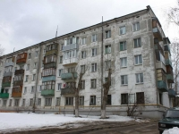 Dzerzhinsky, Shkolnaya st, house 2. Apartment house