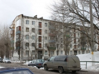 Dzerzhinsky, Shkolnaya st, house 3. Apartment house