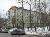 neighbour house: st. Shkolnaya, house 4. Apartment house