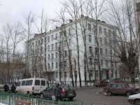 neighbour house: st. Shkolnaya, house 5А. lyceum №2