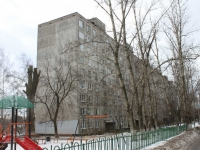 Dzerzhinsky, Shkolnaya st, house 5. Apartment house