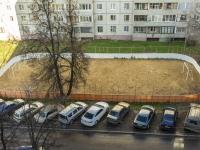 улица Огородная. спортивная площадка