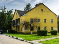 Podolsk, st Pochtovaya, house 11. Apartment house