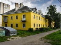 Podolsk, st Pochtovaya, house 13. Apartment house
