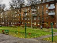 Podolsk, st Mashtakov, house 3. Apartment house