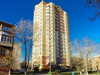 Podolsk, st Mashtakov, house 3А. Apartment house