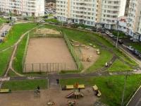 улица Юбилейная. спортивная площадка
