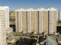 Podolsk, st General Strel'bitsky, house 7. Apartment house
