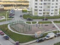улица Генерала Стрельбицкого. спортивная площадка
