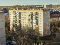 Podolsk, st Liteynaya, house 1. Apartment house