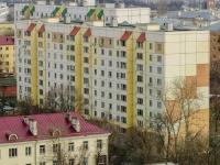 Podolsk, st Liteynaya, house 17. Apartment house