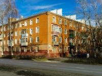 Podolsk, st Liteynaya, house 21. hostel