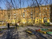 Podolsk, st Liteynaya, house 2. Apartment house