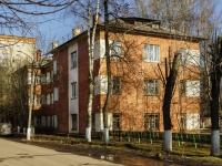 Podolsk, st Liteynaya, house 3. Apartment house