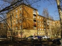 Podolsk, st Liteynaya, house 4А. Apartment house