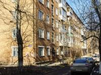 Podolsk, st Liteynaya, house 6А. Apartment house