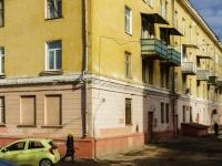 Podolsk, st Liteynaya, house 7. Apartment house