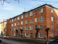 Podolsk, st Liteynaya, house 9. Apartment house