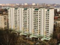 Podolsk, st Liteynaya, house 10. Apartment house
