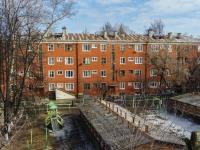 Podolsk, st Liteynaya, house 11А. Apartment house