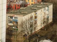 Podolsk, st Liteynaya, house 13А. Apartment house