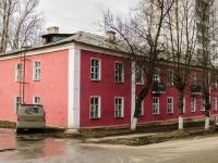 Podolsk, st Liteynaya, house 16. Apartment house