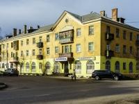 Podolsk, Ln Narodniy, house 2. Apartment house