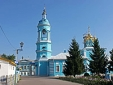 Religious building of Kolomna