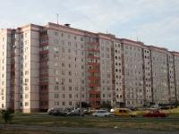 Kolomna, Gagarin st, house 8. Apartment house
