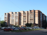 Kolomna, Dzerzhinsky st, house 6 к.1. Apartment house