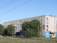 Kolomna, Dzerzhinsky st, house 8 к.1. Apartment house