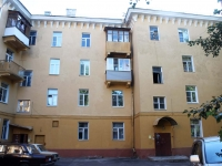 Kolomna, Dzerzhinsky st, house 13. Apartment house