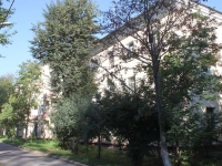 Kolomna, Dzerzhinsky st, house 21. Apartment house