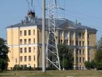 Коломна, школа №11, улица Дзержинского, дом 27