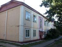 Kolomna, Chernyakhovsky st, house 12. Apartment house