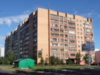 Kolomna, Oksky avenue, house 4. Apartment house