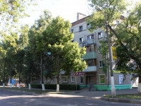 Kolomna, Oksky avenue, house 7. Apartment house