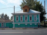 Коломна, улица Октябрьской Революции, дом 158. индивидуальный дом