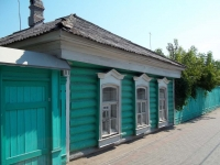 Kolomna, Oktyabrskoy Revolyutsii st, house 171. Private house