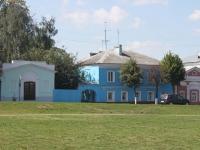 Kolomna, Oktyabrskoy Revolyutsii st, house 184. Apartment house