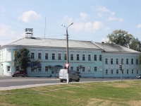 Kolomna, Oktyabrskoy Revolyutsii st, house 188. Apartment house