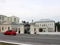 Коломна, памятник архитектуры Усадьба Лажечниковых, улица Октябрьской Революции, дом 194