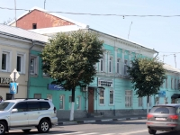 Коломна, улица Октябрьской Революции, дом 206. многоквартирный дом