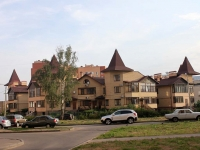 Kolomna, Oktyabrskoy Revolyutsii st, house 358. Apartment house