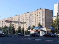 Kolomna, Oktyabrskoy Revolyutsii st, house 370. Apartment house