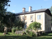 Kolomna, Suvorov st, house 16. Apartment house