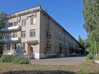 Коломна, улица Фурманова, дом 1. больница